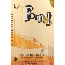 Les Fornels, Les Frères Dubois (étiquette)
