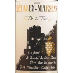 Dézaley Marsens Grand Cru - Les Frères Dubois (étiquette)