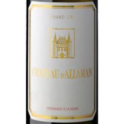 CHÂTEAU D'ALLAMAN Blanc Grand Cru