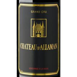 CHÂTEAU D'ALLAMAN Rouge Grand Cru