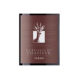 SYRAH - Réserve du Chasseur, Albert Biollaz