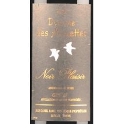 Noir Plaisir, Domaine des Alouettes Genève AOC