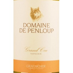 Domaine de Penloup Grand Cru, Greanicher