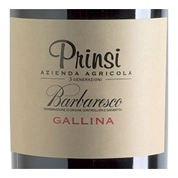Gallina, Barbaresco, Prinsi
