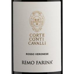 CORTE CONTI CAVALLI, Rosso Veronese IGT