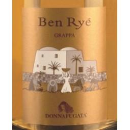GRAPPA « BEN RYÉ » 42%, Donnafugata