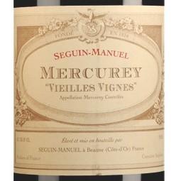 Merurey AOC MO Vieilles Vignes, Seguin Manuel