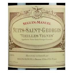 Nuits-St-Georges AOC Vieilles Vignes, Seguin Manuel