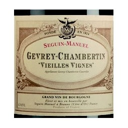 Gevrey-Chambertin AOC MO Vieilles Vignes, Seguin Manuel