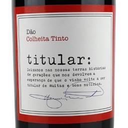 TITULAR, Colheita Tinto