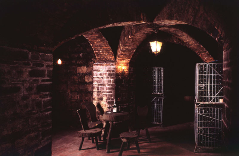 Matroberardino - cave